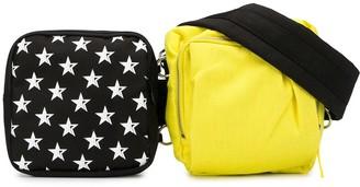 Raf Simons x Eastpak double-pouch belt bag