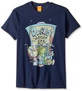 Nickelodeon Men's Rocko Group Shot T-Shirt
