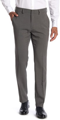 """Kenneth Cole Reaction Heather Tic Stretch Suit Separates Trousers - 29-34"""" Inseam"""