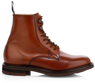 Church's Wootton Lace-Up Leather Boots