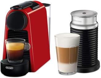 Nespresso by De'Longhi Essenza Mini Espresso Machine with Aeroccino3