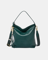 Fossil Maya Alpine Green Hobo