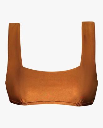 Sidway Swim Susan Square-Neck Bikini Top