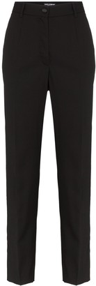 Dolce & Gabbana Tailored cropped trousers