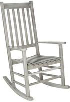 One Kings Lane Sia Rocking Chair - Gray - gray wash