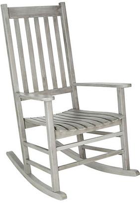 One Kings Lane Sia Rocking Chair - Gray