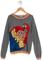 Stella McCartney Girls' Knit Intarsia Sweater