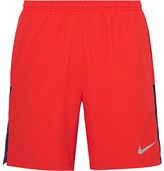 Nike Running - Flex Challenger Dri-fit Shorts - Red