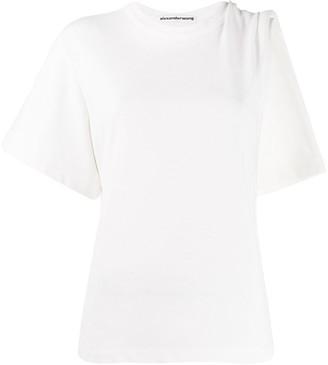 Alexander Wang asymmetric T-shirt