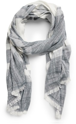 Banana Republic Wide Stripe Scarf