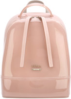 Furla strap detail backpack - women - PVC - One Size