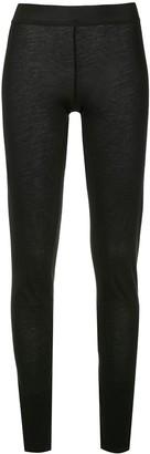 Ann Demeulemeester Classic Leggings