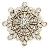 Heidi Daus Snowflake Crystal Pin