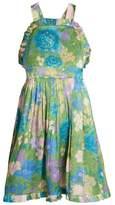 Balenciaga Baby Doll Frill dress