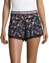 Juicy Couture Elasticized Sleepwear Shorts