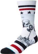 Stance X Evil Kienevel Dare Devil Sock White