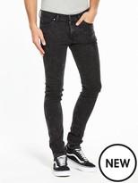 Dr. Denim Snap Skinny Jeans