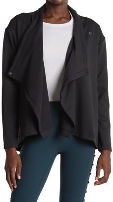 New Balance Balance Asymmetrical Jacket