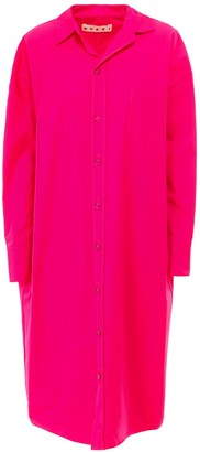 Marni Oversized Shirt Dress