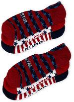 Converse 6-Pack Women's Low Cut Stars & Stripes Chucks Socks