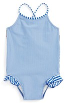 Burberry Toddler Girl's 'Lundy' One-Piece Swimsuit