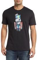 Robert Graham Evil Nutcracker Graphic T-Shirt