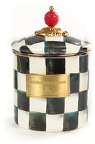 Mackenzie Childs MacKenzie-Childs Courtly Check Small Canister