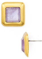 Stephanie Kantis Crush Square Stud Earrings