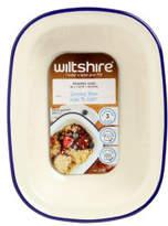 Wiltshire Enamel 20cm Oblong Pie Dish