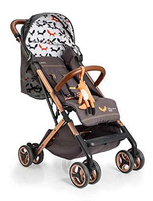 Cosatto Woosh XL Pushchair, Suitable from Birth to 25 kg, Mister Fox