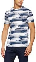 Antony Morato Men's Mmks00984-Fa100064 T-Shirt