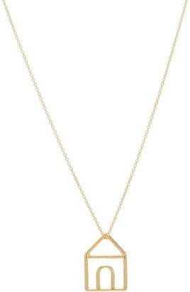 ALIITA Casita Pura 9kt gold necklace