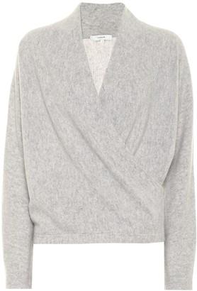 Vince Cashmere wrap sweater