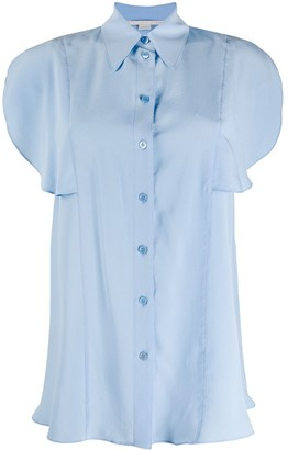 Stella McCartney Ruffled Detail Shirt