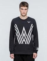 White Mountaineering x adidas Originals Wm Crewneck Sweatshirt