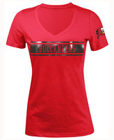 5th & Ocean Women's Tampa Bay Buccaneers Touchback LE T-Shirt