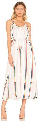 Paper London Natalia Rainbow Dress