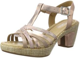 Gabor Women's Comfort Wedge Heels Sandals
