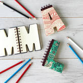 Letteroom Alphabet Note Books