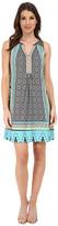 Hale Bob Native Mosaic Dress