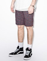 Publish Red Ernest Shorts