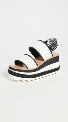 Stella McCartney Two Band Sandals