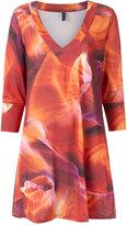 Lygia & Nanny - printed tunic - women - Polyester/Spandex/Elastane - 40