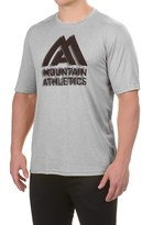 The North Face Reaxion Amp T-Shirt - Crew Neck, Short Sleeve (For Men)