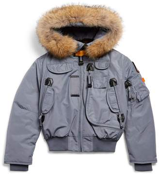 Parajumpers Gobi Hooded Bomber Jacket