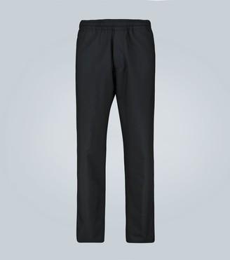 Prada Lightweight elasticated pants