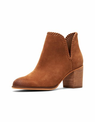 Frye Women's Phoebe Braid Bootie Ankle Boot