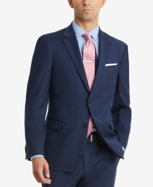 Tommy Hilfiger Men's Modern-Fit Th Flex Stretch Suit Jackets