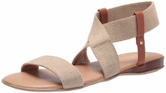 XOXO womens Flat Sandal