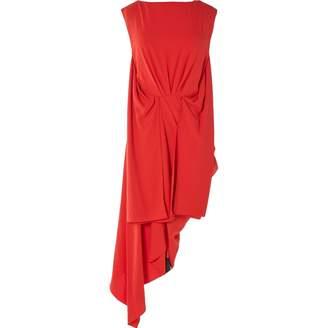 Vionnet \N Red Wool Dress for Women